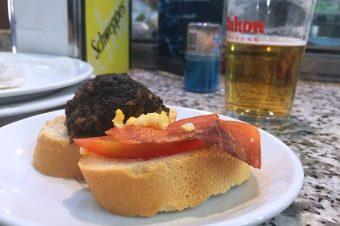 Restaurante Mareas Vivas – Madrid